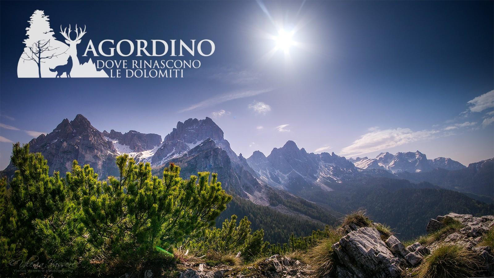 La Valle Agordina Col Menadar - Agordino dove rinascono le dolomiti