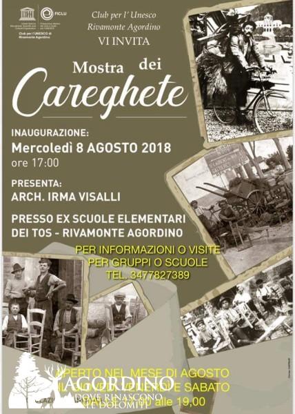 """Museo dei Seggiolai """"I Careghete"""" - Rivamonte Agordino"""