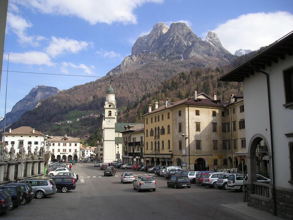 Scorci di Agordo, Dolomiti