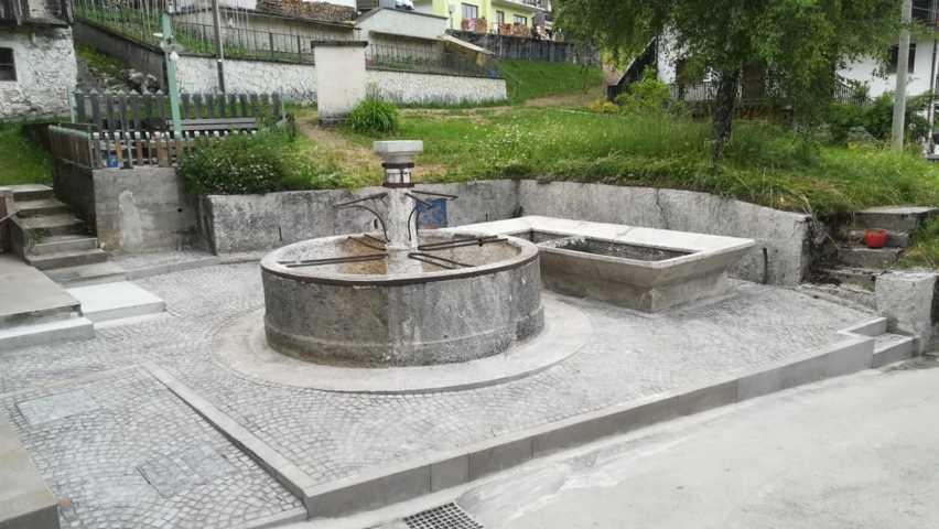 Fontana di Tos - G. Santomaso