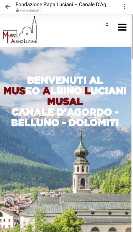 Museo Albino Luciani - Papa Giovanni Paolo I