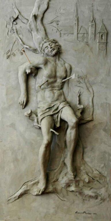 S. Sebastiano progetto - Franco Murer