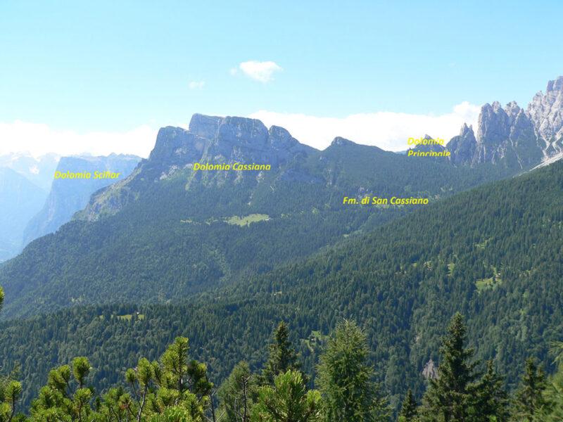 Le principali formazioni geologiche affioranti - Proff Bertini