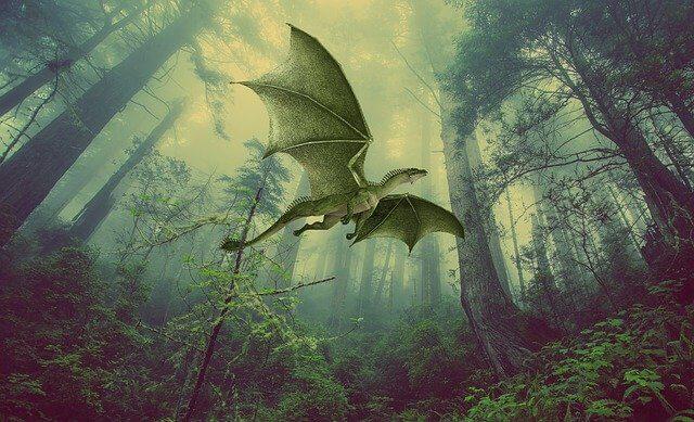 Il drago del Coldai