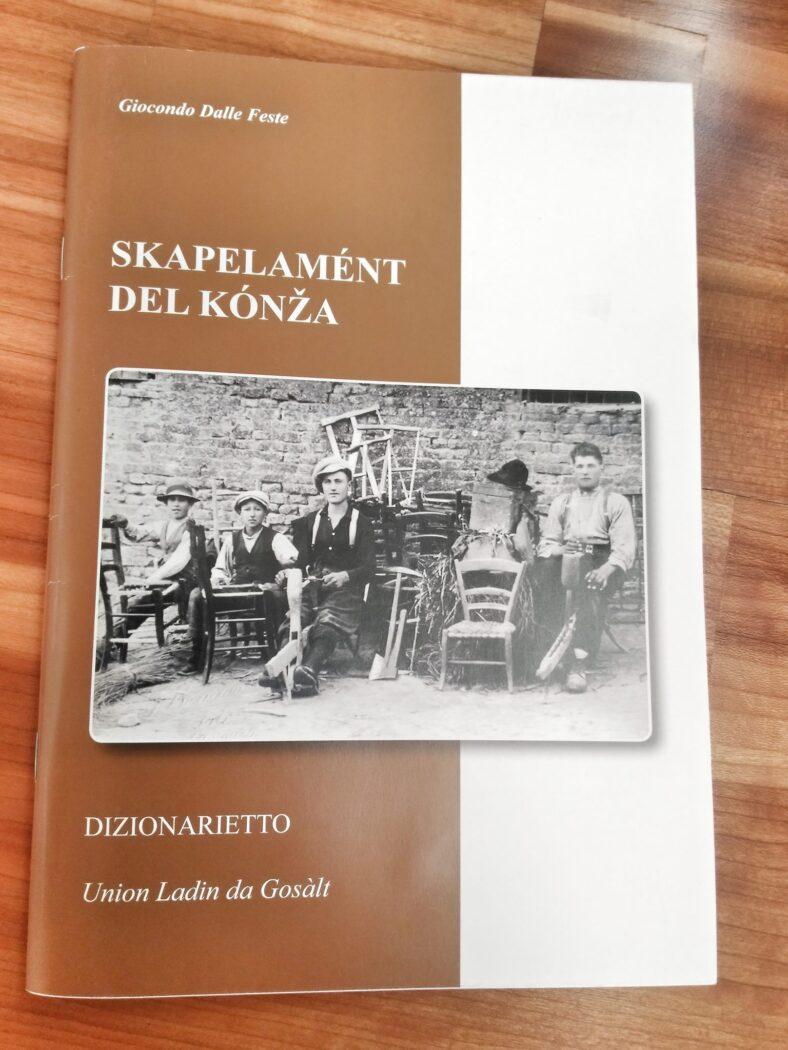 Skapelament del Konza - G. dalle Feste