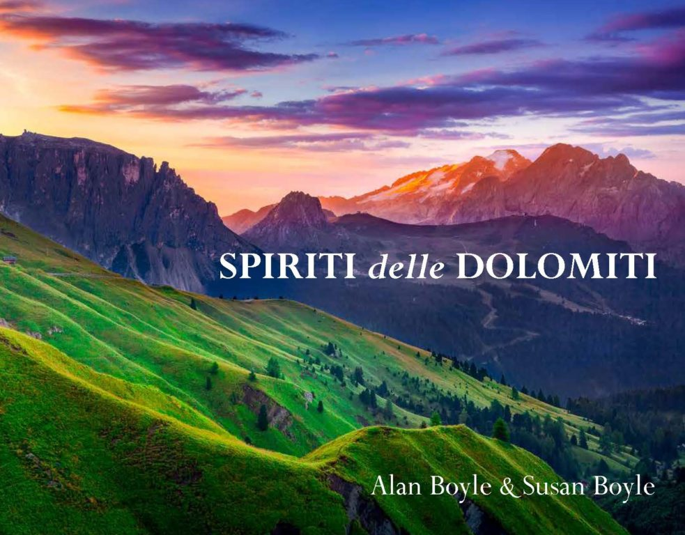 Spiriti delle Dolomiti