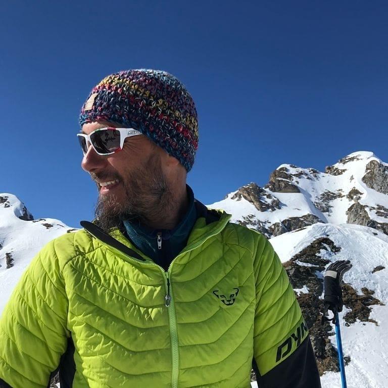 Valerio Scarpa - Guida Alpina Travelsport