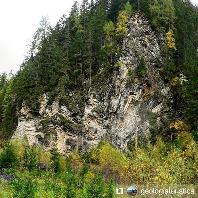 Le pieghe delle Rocce - Selva di Cadore
