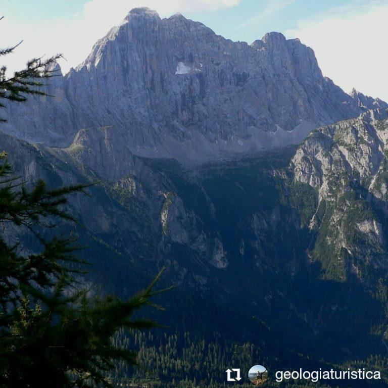 Panorama sul Civetta , Dolomiti