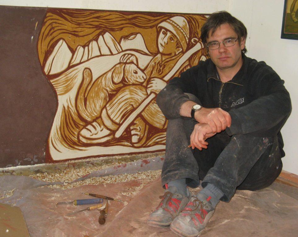 Dunio Piccolin e i suoi Graffiti