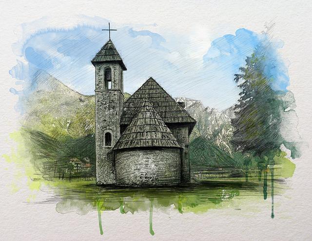 El Pien Darè - La leggenda della Chiesa di Selva di Cadore