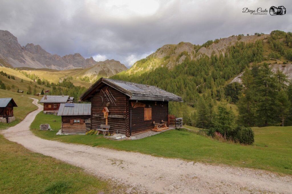 Scorci dalla Val Fredda di Diego Costa