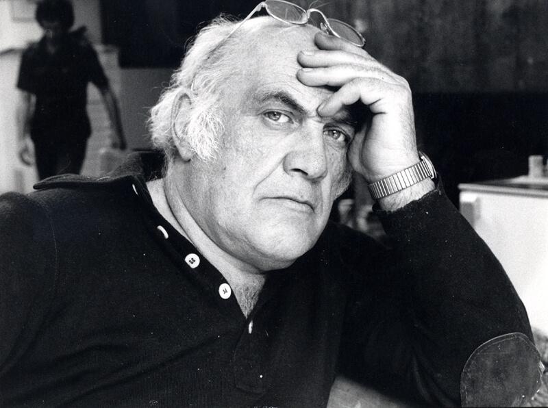 Una intensa immagine di Augusto Murer - Falcade Foto : © Archivio Associazione Erma - Museo Augusto Murer