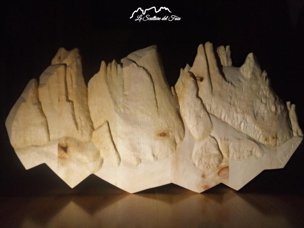 Le Sculture del Foia - Le pi bele di Marco Valt