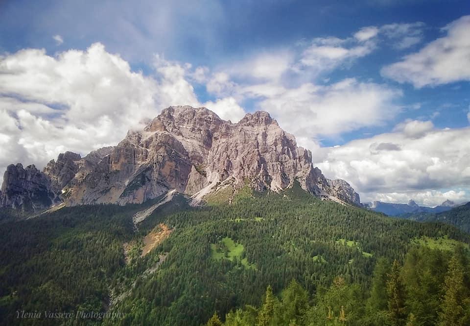 I monti Pallidi - le Dolomiti