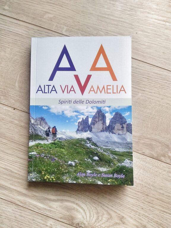 Alta Via Amelia - La Guida