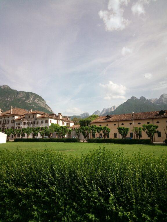 El Broi di Agordo e Villa Crotta de Manzoni