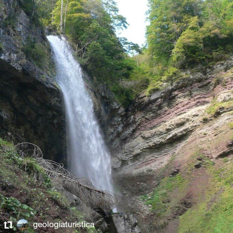 Cascata dell'Inferno, Val di S. Lucano, Dolomiti