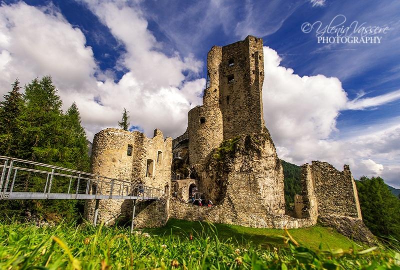 Castello di Andraz di Ylenia Vassere