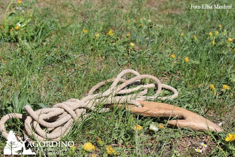 Corda usata per la Fienagione