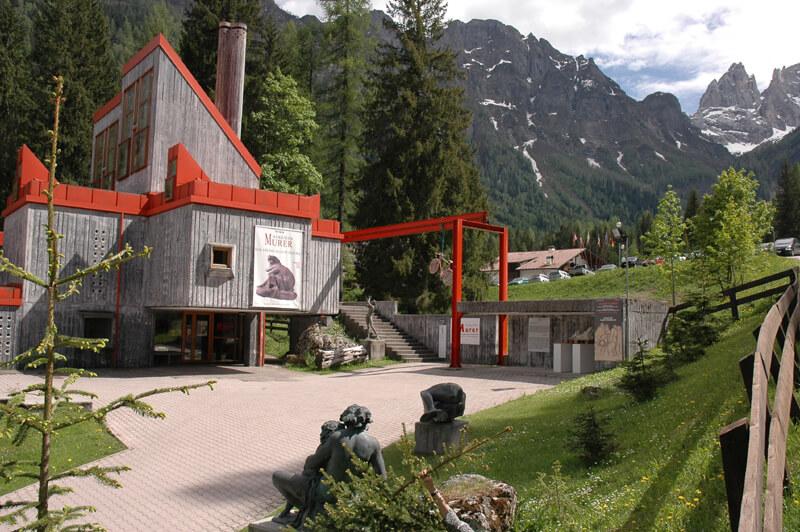 Il museo Augusto Murer - Falcade