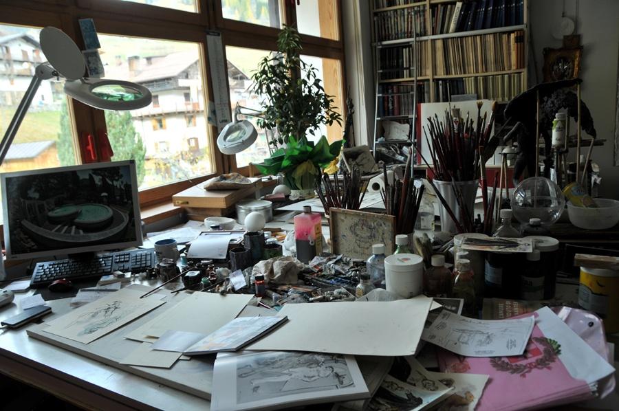 Tavolo da disegno - Franco Murer