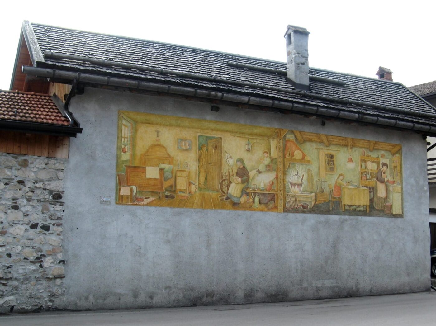Museo Etnografico - Taibon Agordino