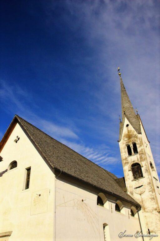 La chiesetta di Falcade Alto di Serena Scardanzan