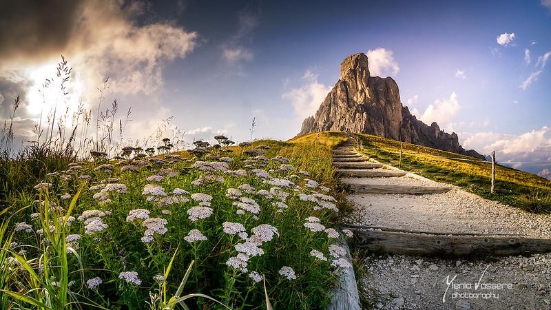 Passo Giau Dolomiti Agordino Dove Rinascono Le Dolomiti ylenia vassere