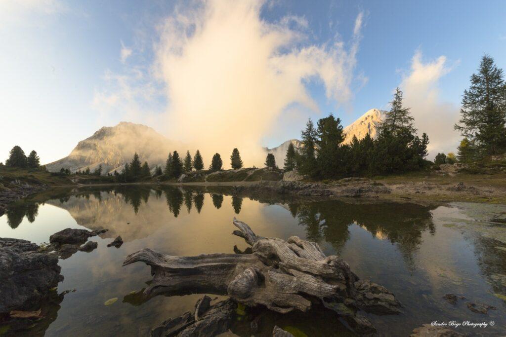 Lago Di Limides di Sandro Bogo