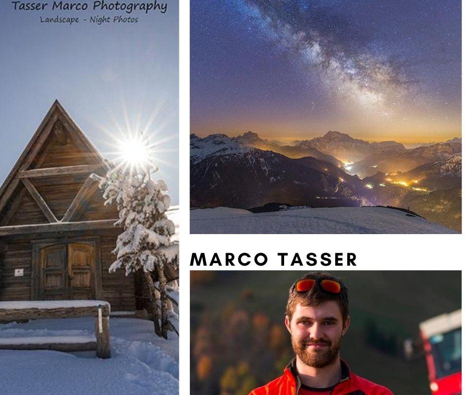 Marco Tasser - Fotografo