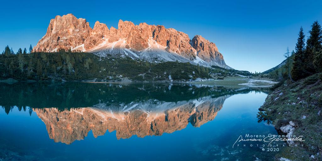 Pian de la Lora - Val civetta Agordino dove rinascono le Dolomiti