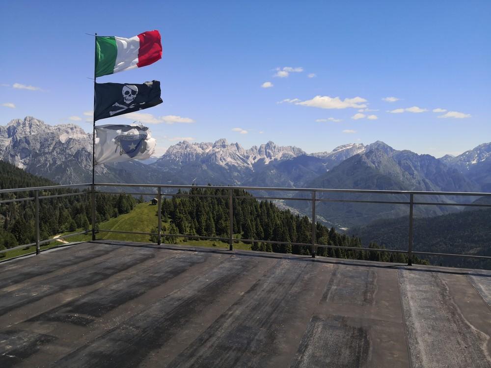 Rifugio Scarpa Gurekian Agordino Dolomiti
