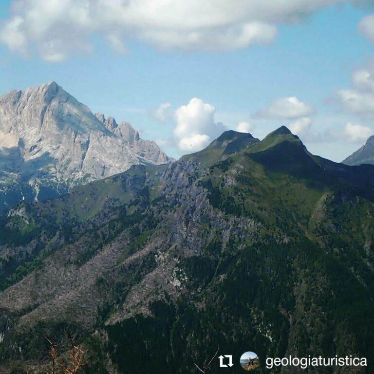 Scogliere Ladiniche del Monte Fop, Ombrettola e Marmolada, Dolomiti