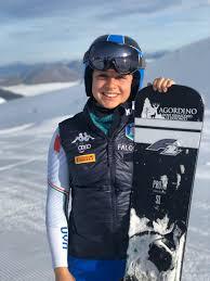 Lucia Dalmasso - Atleta Nazionale Snowboard