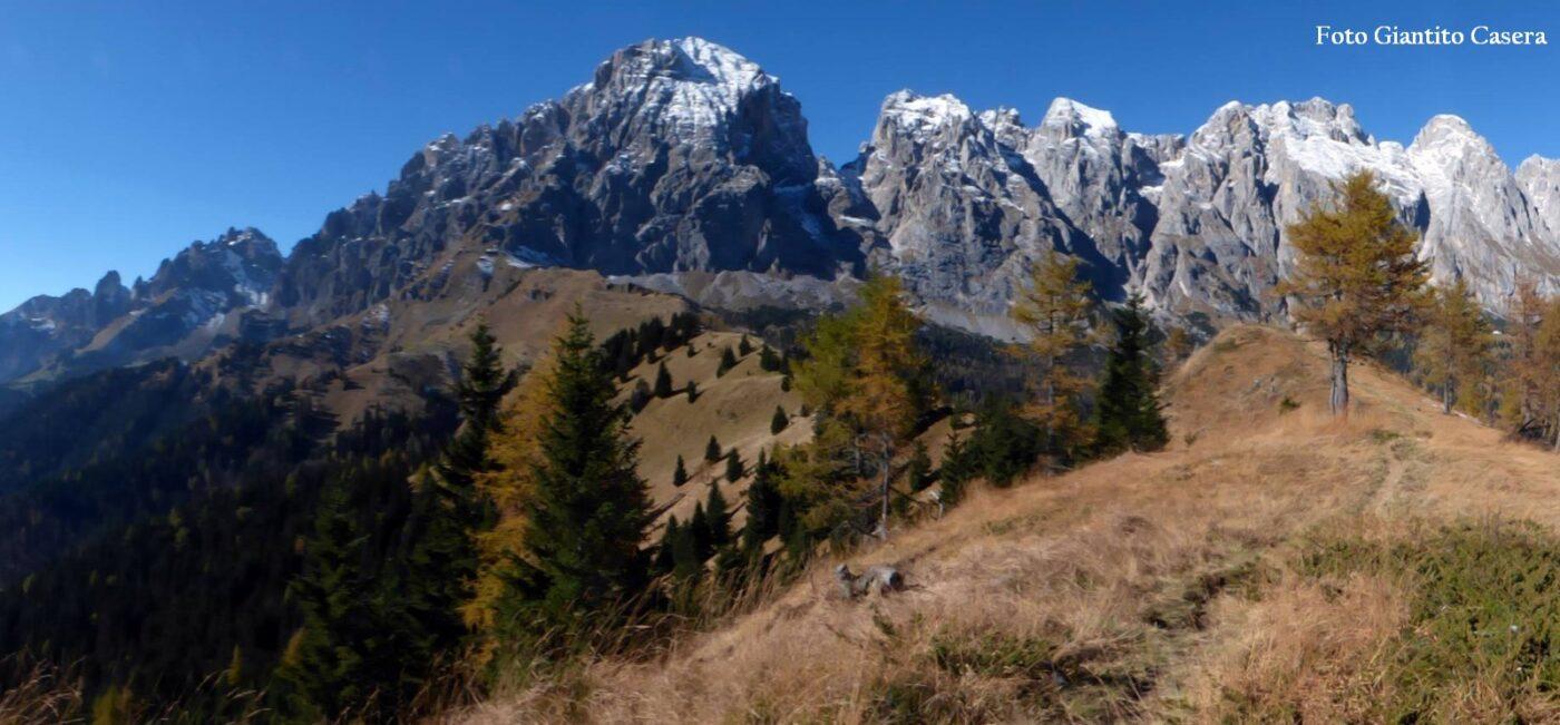 Agner da Col de Luna Giantito Casera