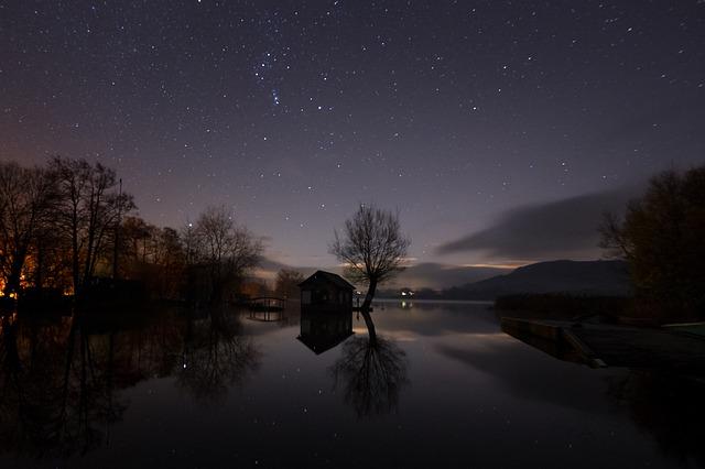 I villaggi Fantasma del lago di Alleghe