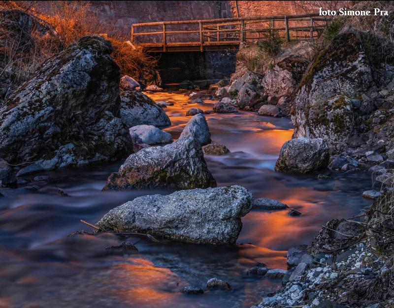 La magia dell'acqua a Boscoverde - Rocca Pietore - Simone Prà