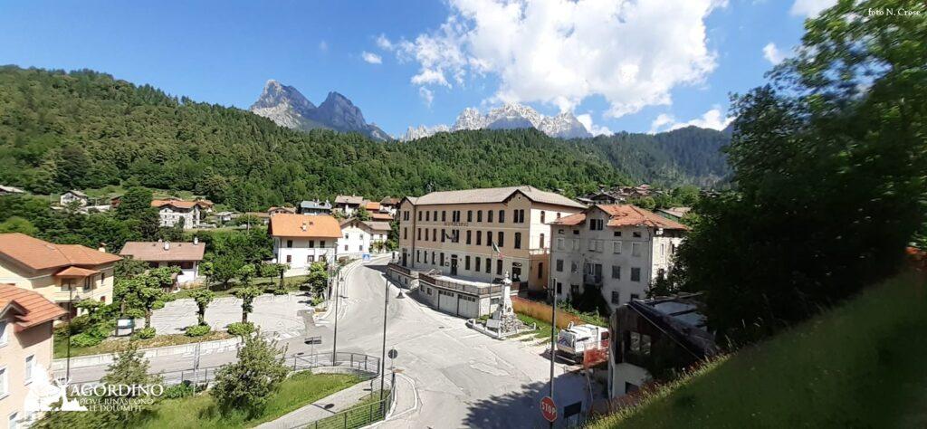municipio e museo la valle agordina
