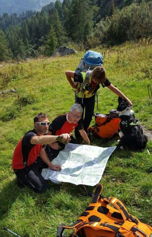 Cnsas - Regole per escursioni in montagna