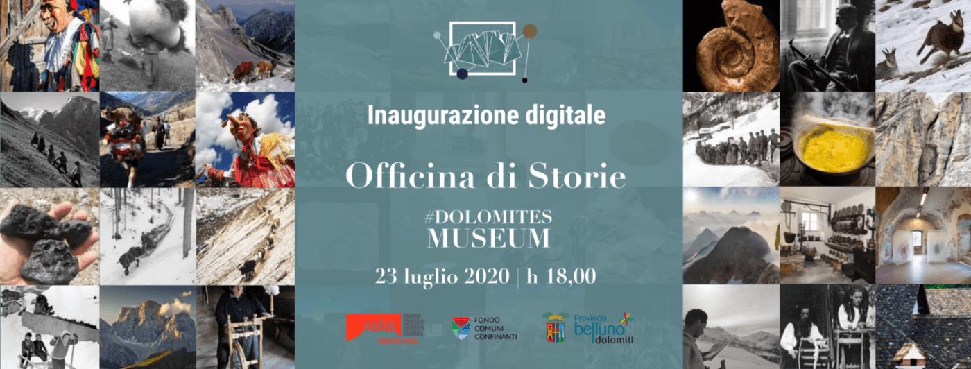 Dolomites Museum Officina di storie