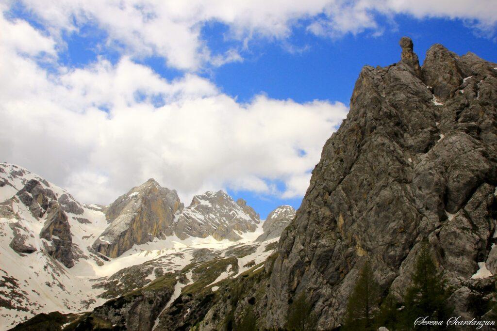 Cime di Ombretta-Ombrettola Dolomiti