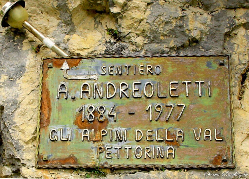 Arturo Andreoletti Falier