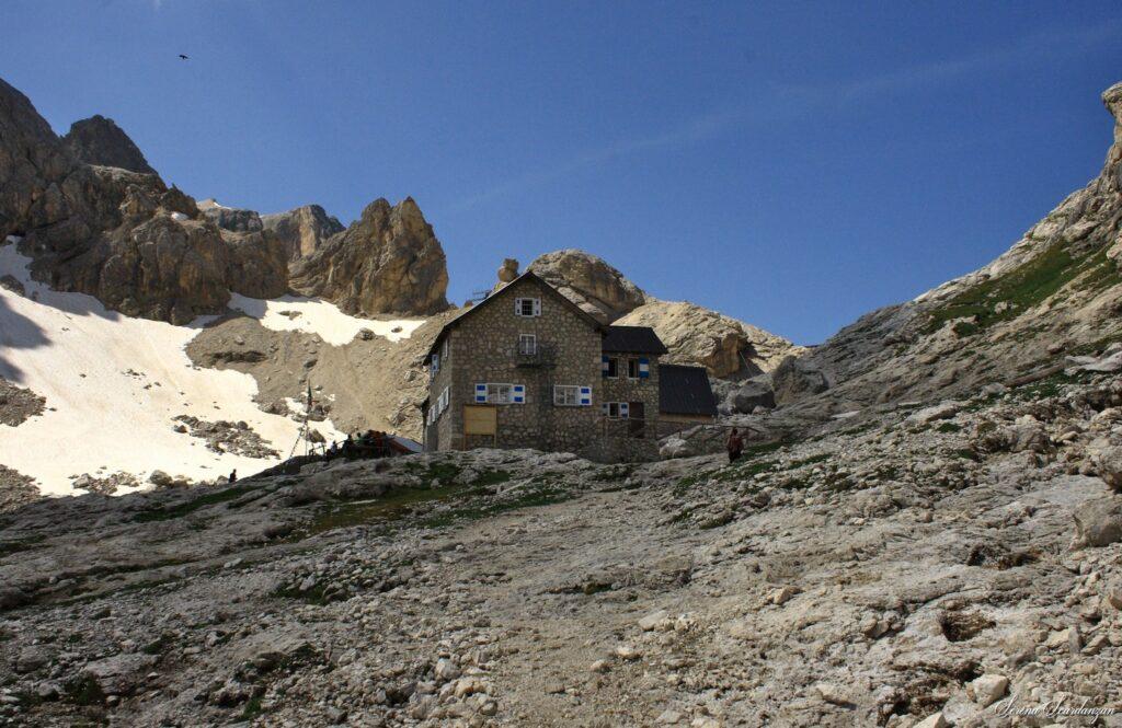Rifugio Mulaz Dolomiti
