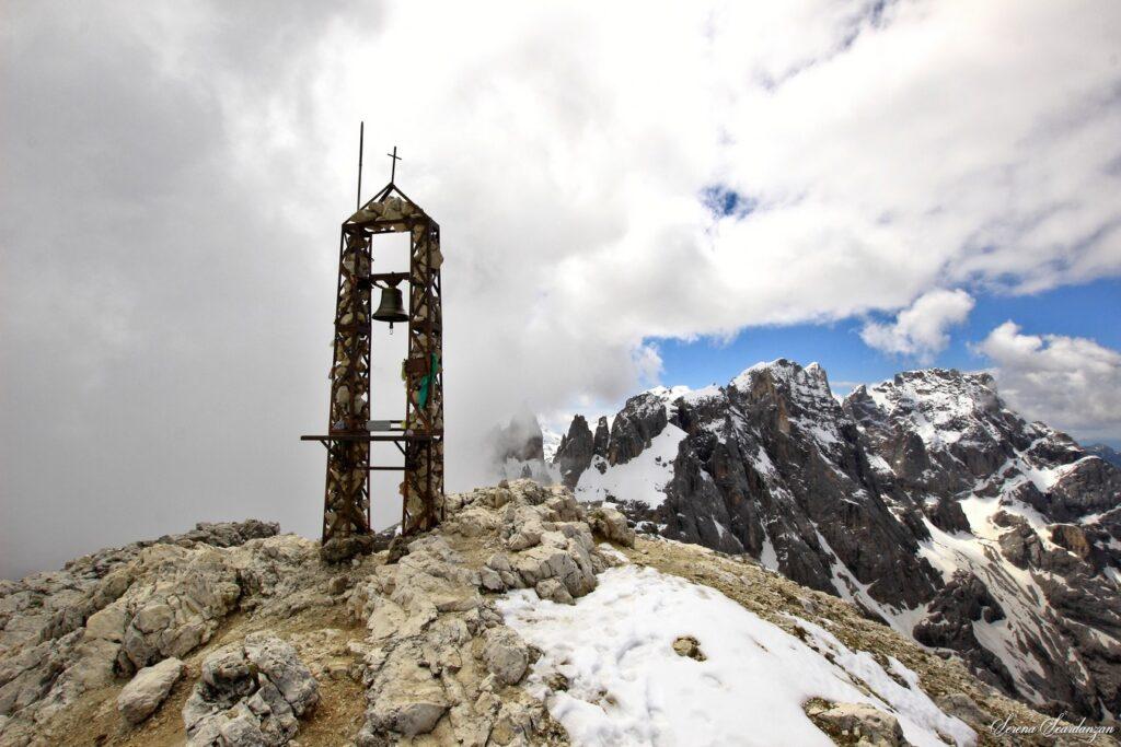 Cima Mulaz Dolomiti