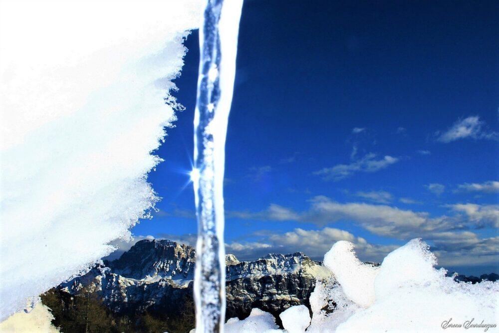 Civetta e Monte Pelsa dalle Cime d'Auta, Dolomiti