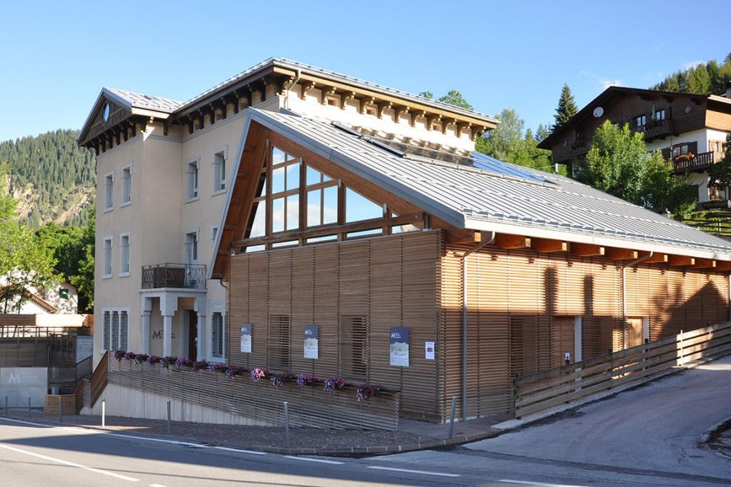 Museo Vittorino Cazzetta Selva di Cadore Agordino