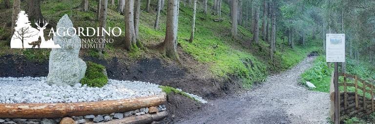 Campanile Val Montanaia - Le Dolomiti in miniatura a San Tomaso Agordino ph. Ylenia Vassere