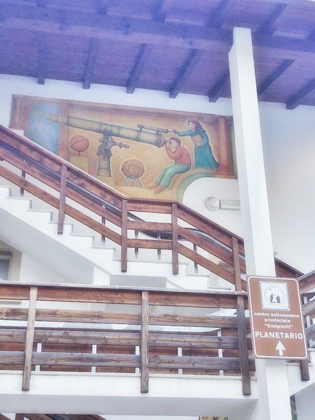 Il Planetario di San Tomaso Agordino
