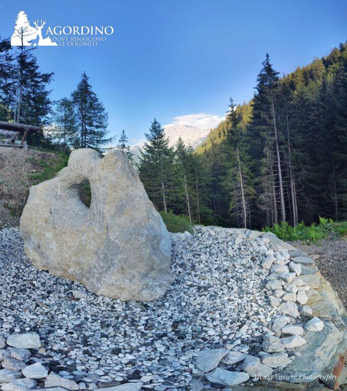 El Cor - Le Dolomiti in miniatura a San Tomaso Agordino ph. Ylenia Vassere